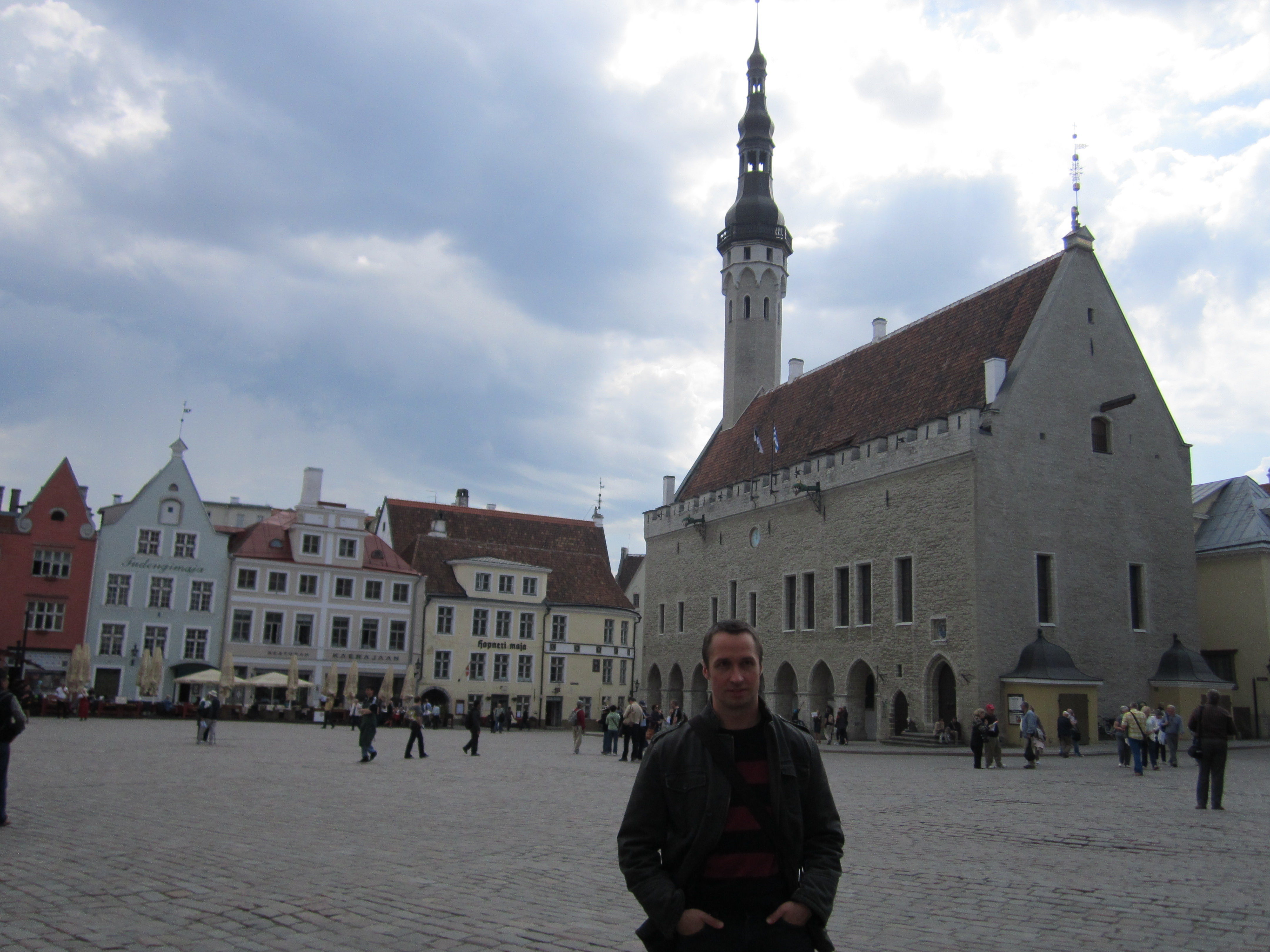 Talin, Estonija