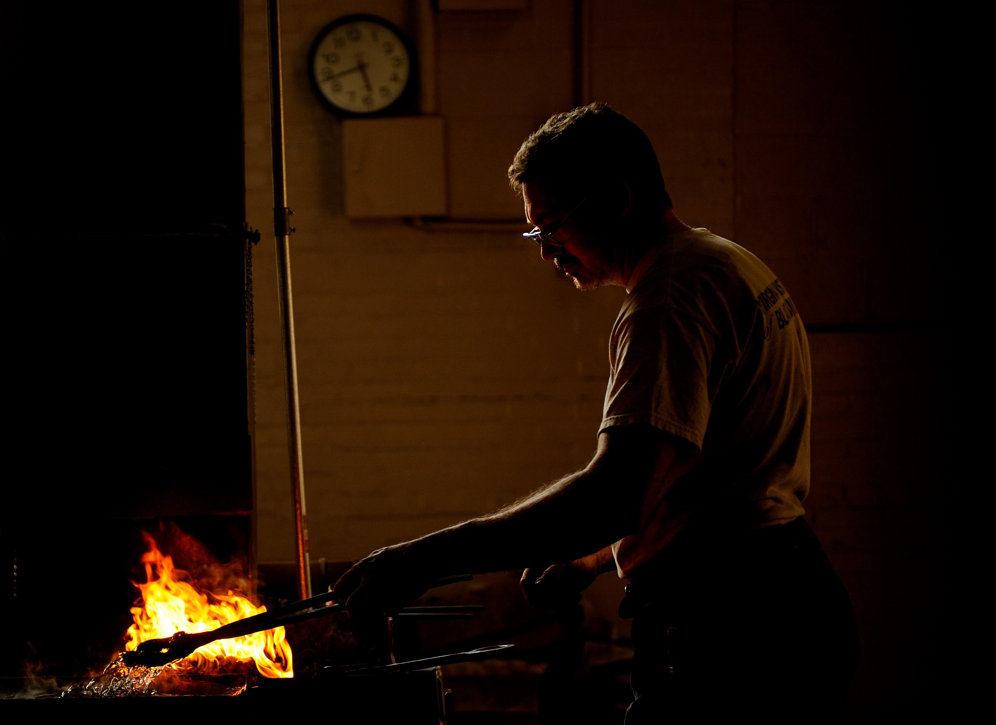 Virginia Blacksmithing