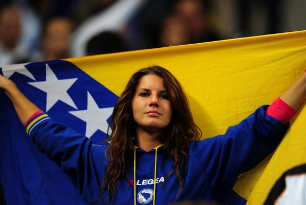 Bosnian-football-fans