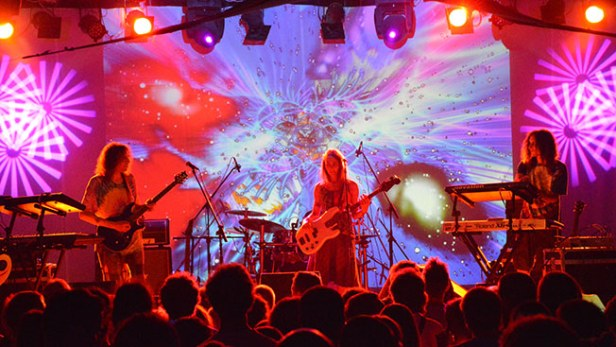 Ozric Tentacles 1