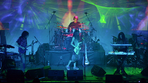 Ozric Tentacles 3