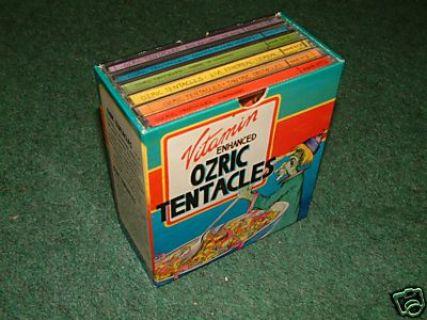 Ozric Tentacles boxset