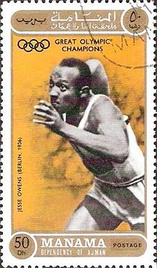 Jesse_Owens_1971_Ajman_stamp