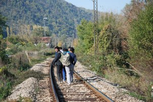 KRUSEVAC-Izbeglice-u-blizin
