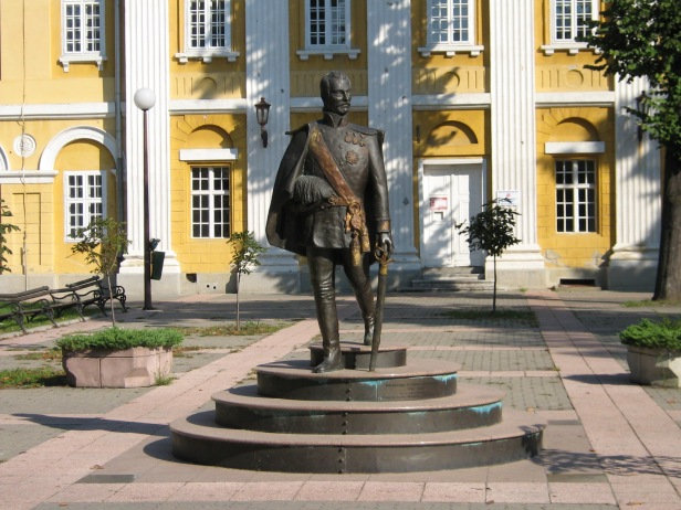 Vojvoda Šupljikac spomenik