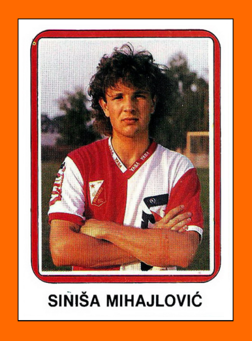 fudbalski-citati-sinisa-mihajlovic-panini-vojvodine-1991
