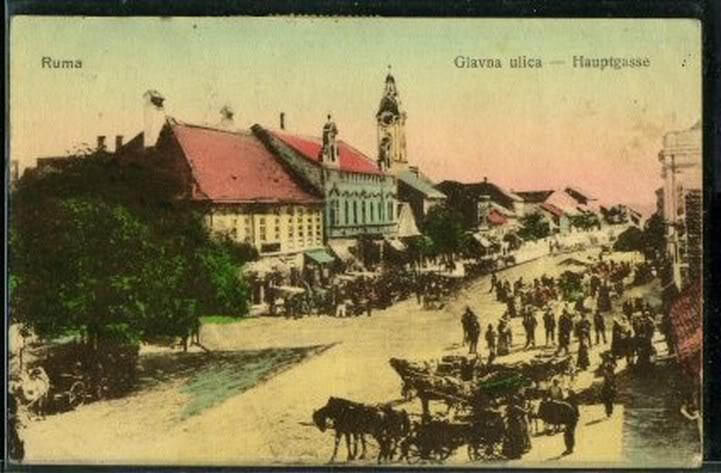 Ruma-glavna-ulica