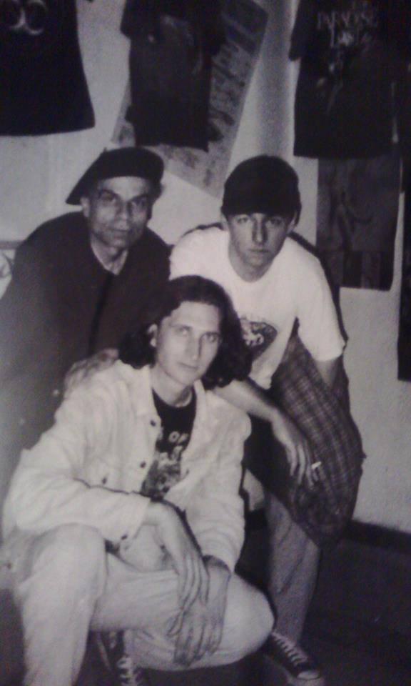 Erik Viking, Ivan Glisic i Nikola Gvozdenovic iz Blitzkrieg