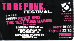 To Be Punk petak 2008