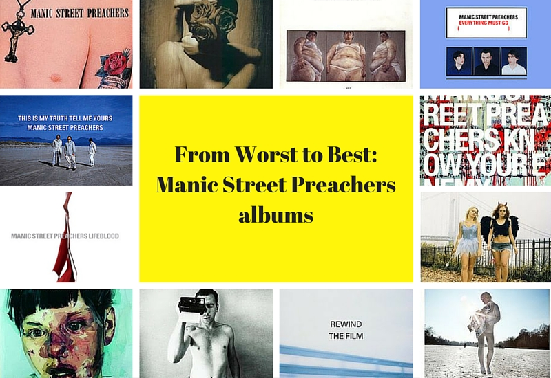 From-Worst-to-BestManic-Street-Preachers-albums