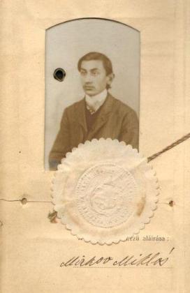 Nikola_Mirkov_INDEX_Budimpesta_1909.1913