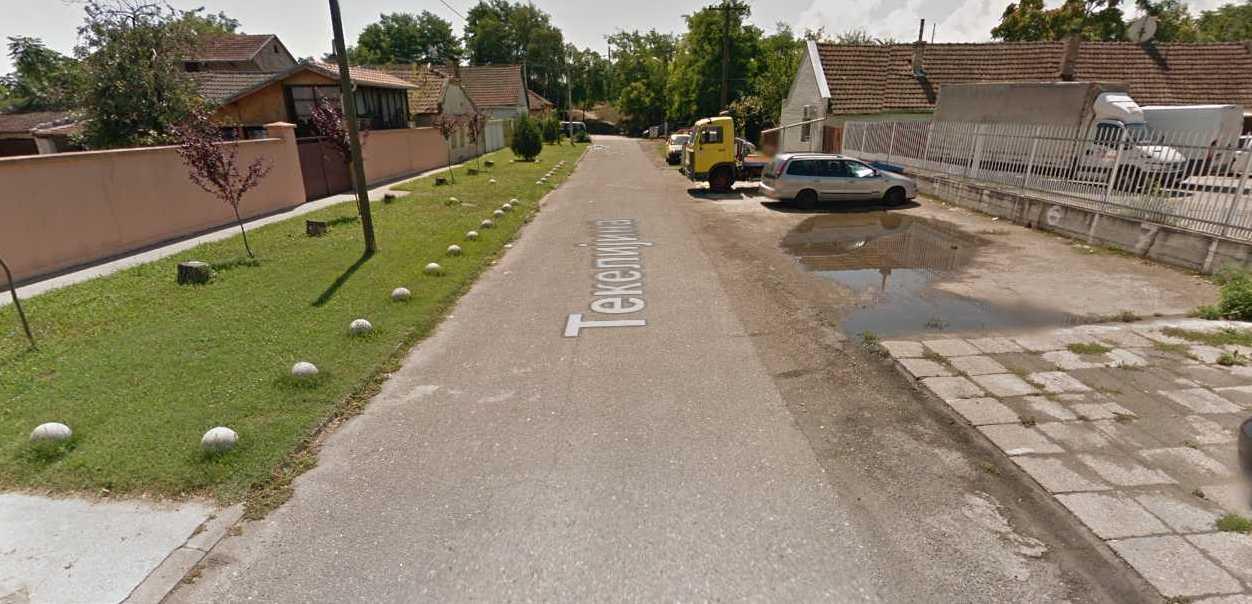 Tekelijina ulica