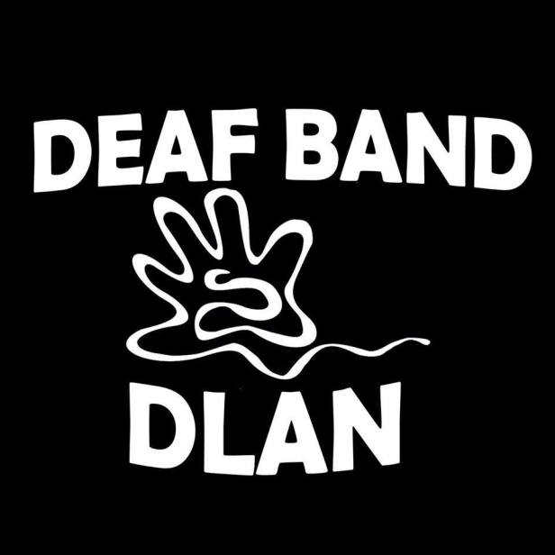 Deaf-band-dlan-logo
