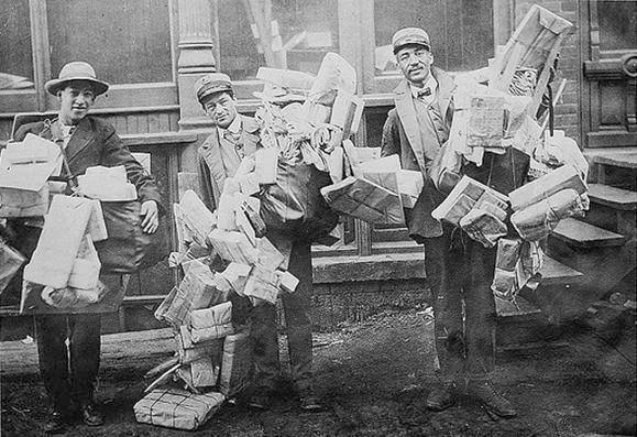 posta-teslimati-eski-resimler