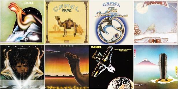 Camel-albums