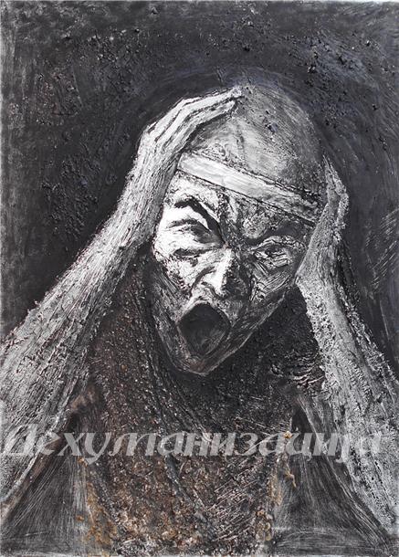 Portret-mucenja